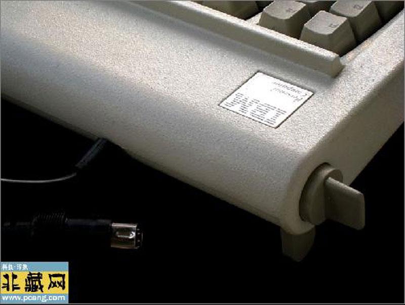 蓝色巨人IBM开创机械键盘的始祖,性能超越所有品牌